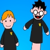 Potter Puppet Pals - Bothering Snape Icon