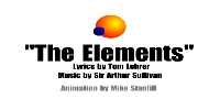 The Elements Icon