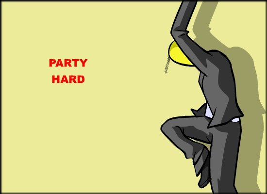 Anonymous - Party Hard! - #19 Icon