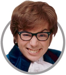 Austin Powers - Soundboard Icon