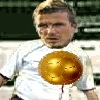 Golden balls Icon