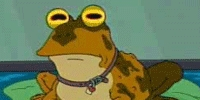 All Glory To The Hypnotoad! - j0g loop 14 Icon