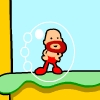 Red beard Icon