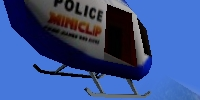 Police Chopper Icon