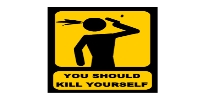 you should kill yourself Icon